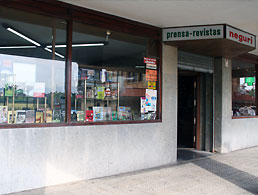 Librería Neguri