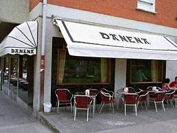 Cafetería Danena