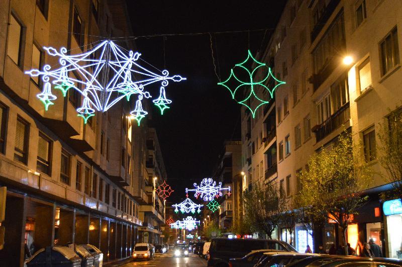 XXIX Ornamentación Luminosa Navideña