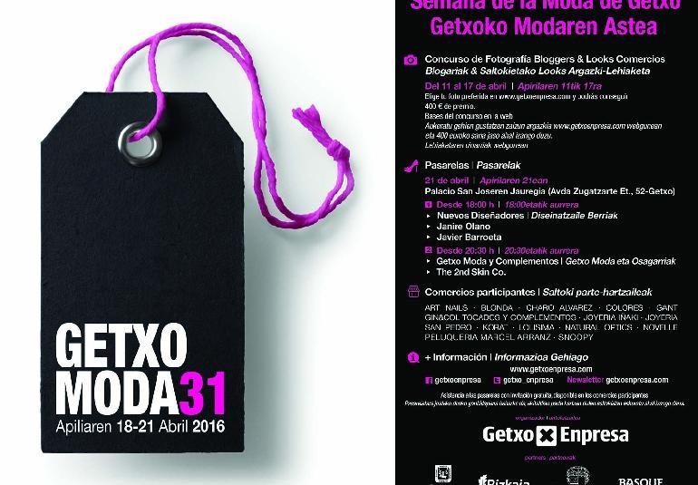 31. GETXO MODA: GETXOKO MODAREN ASTEA