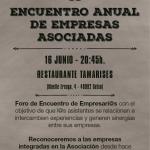 invitacion XI Encuentro Anual de Empresas Asociadas