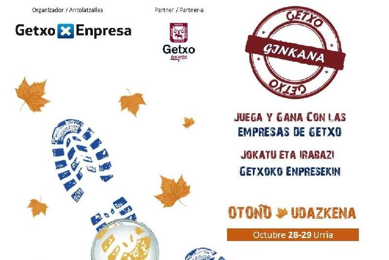 Getxo Gymkhana: Play and win with Getxo Companies