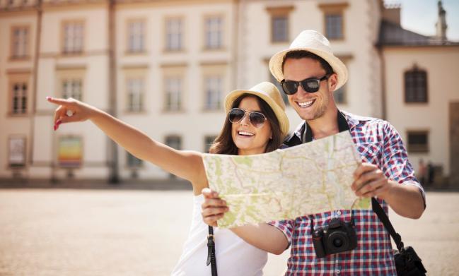 Promoción de empresas entre turistas