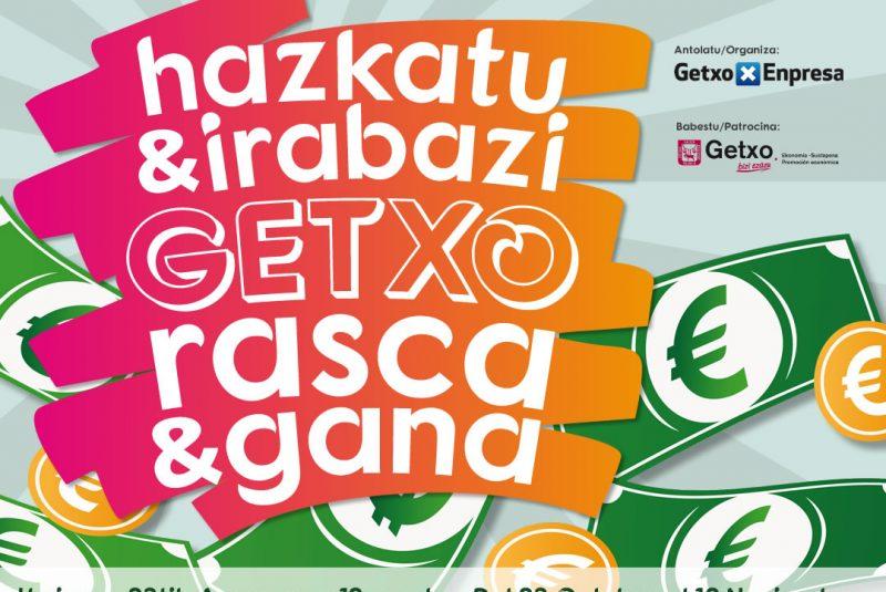 I EDICIÓN: RASCA & GANA GETXO