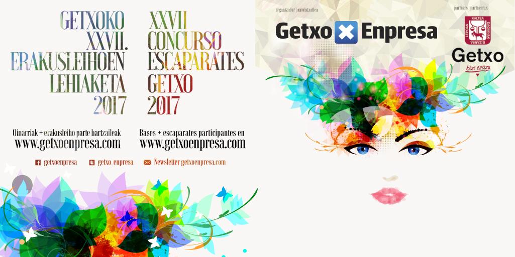 XXVII CONCURSO DE ESCAPARATES DE GETXO