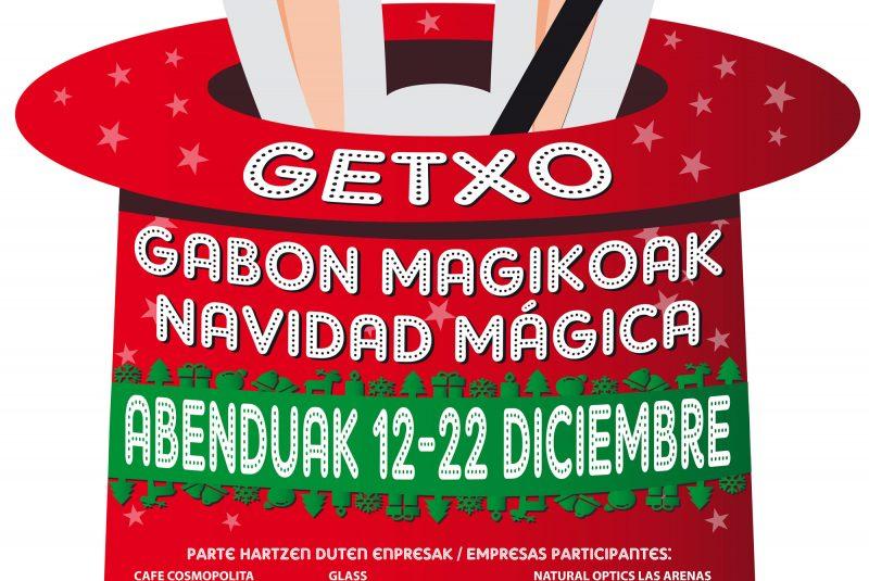GETXOKO GABON MAGIKOAK