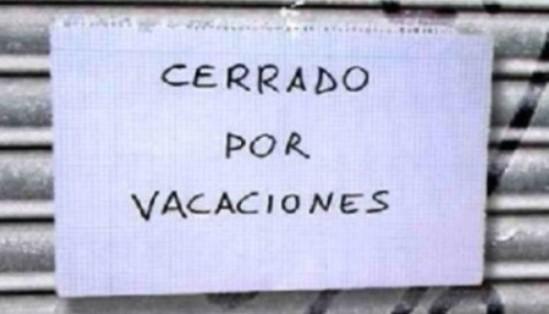 CONSEJOS PARA IRTE DE VACACIONES