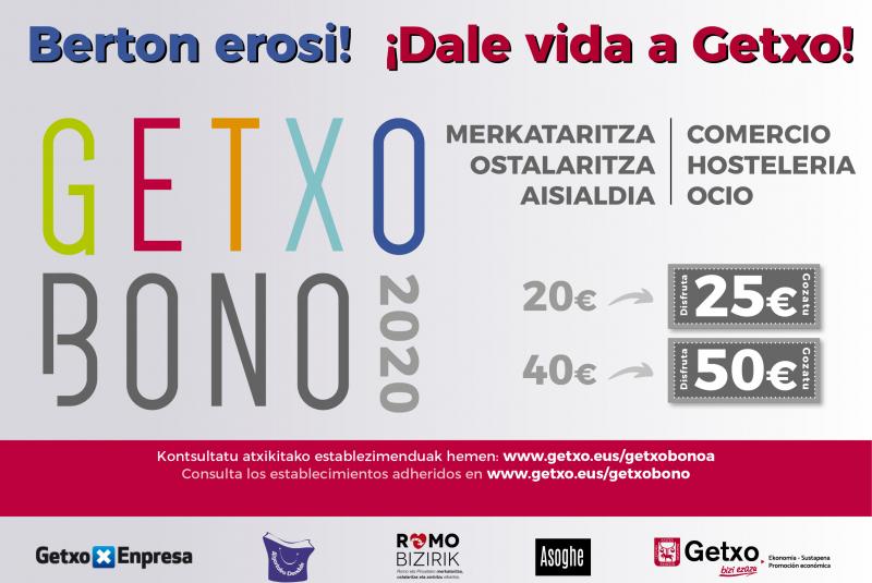 GETXO BONO 2020