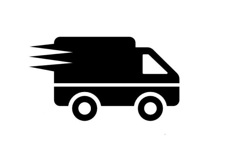 Servicio de entrega a domicilio de compras a clientes